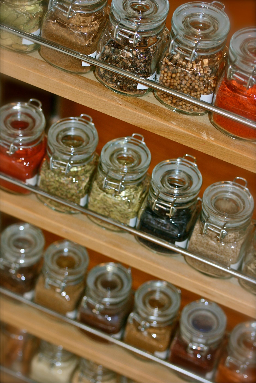 Spice Jars 4plates2table
