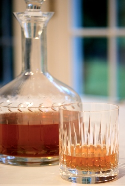 Village Whiskey Sazerac